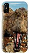 Confrontation With A Carnivorous IPhone Case