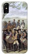 Continental Army Band IPhone Case