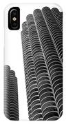 Corn Buildings Chicago IPhone Case