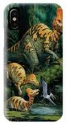 Corythosaurus IPhone Case