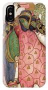 Costume Design For The Ballet La IPhone Case