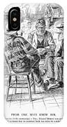 Country Store, 1894 IPhone Case