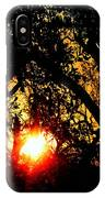 Creole Trail Sunset IPhone Case