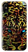 Crouching Cheetah IPhone Case