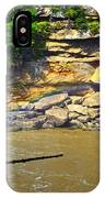 Cumberland Falls Rainbow IPhone Case