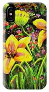 Cups Of Gold IPhone Case