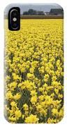 Daffodil Field IPhone Case