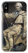 Daniel Morgan (1736-1802) IPhone Case