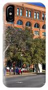 Dealey Plaza IPhone Case