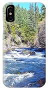 Deer Creek IPhone Case
