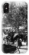Denver: Healer, 1895 IPhone Case