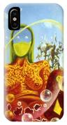 Detail From - The Dreamer's Night IPhone Case