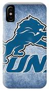 Detroit Lions IPhone Case