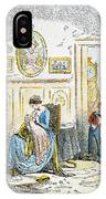 Dickens: David Copperfield IPhone Case