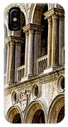 Doges Palace - Venice Italy IPhone Case