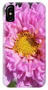 Double Click Cosmos Named Rose Bonbon IPhone Case