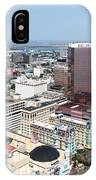 Downtown Atlantic City IPhone Case