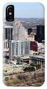 Downtown Austin IPhone Case