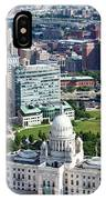 Downtown Providence Rhode Island IPhone Case
