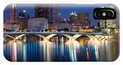 Downtown Skyline Of Columbus IPhone Case