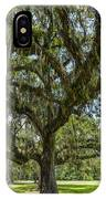 Dripping With Spanish Moss IPhone Case