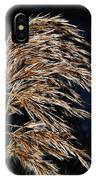 Dry Grass IPhone Case
