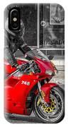 Ducati 748 IPhone Case