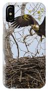 Eagle Nest IPhone Case