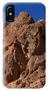 Elephant Rock Valley Of Fire State Park Nevada IPhone Case