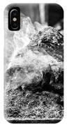 Encens Burning IPhone Case