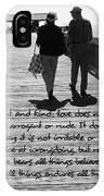 Endless Love  IPhone Case