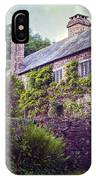 English Cottage IPhone Case