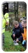 Environmental Soil Monitoring IPhone Case