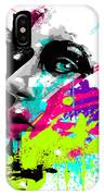 Face Paint 2 IPhone X Case