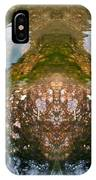 Faces In Water II IPhone Case