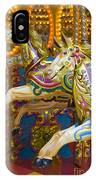 Fairground Carousel IPhone Case