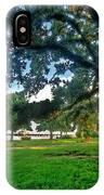 Fairhope Lower Park 4 IPhone Case