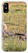 Farming With Horses IPhone Case
