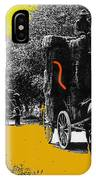 Film Homage Haskell Wexler Days Of Heaven Hay Wagons 1878-2008 IPhone Case