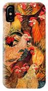 Fine Fowl IPhone Case