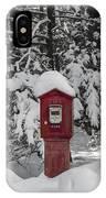 Firebox 6334 IPhone Case