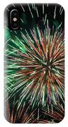 Fireworks IPhone X Case