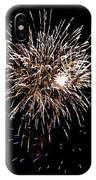 Fireworks IPhone X Case