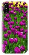 Floral Art Vi IPhone Case