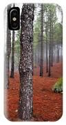 Foggy Landscape IPhone Case