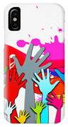 1 For All - All For 1 IPhone Case