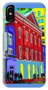 Fords Theatre IPhone Case