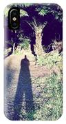 Forest Shadow IPhone Case