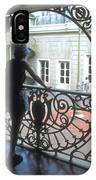 Fortaleza Opera House IPhone Case