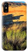 Fossil Beds And Grass IPhone Case